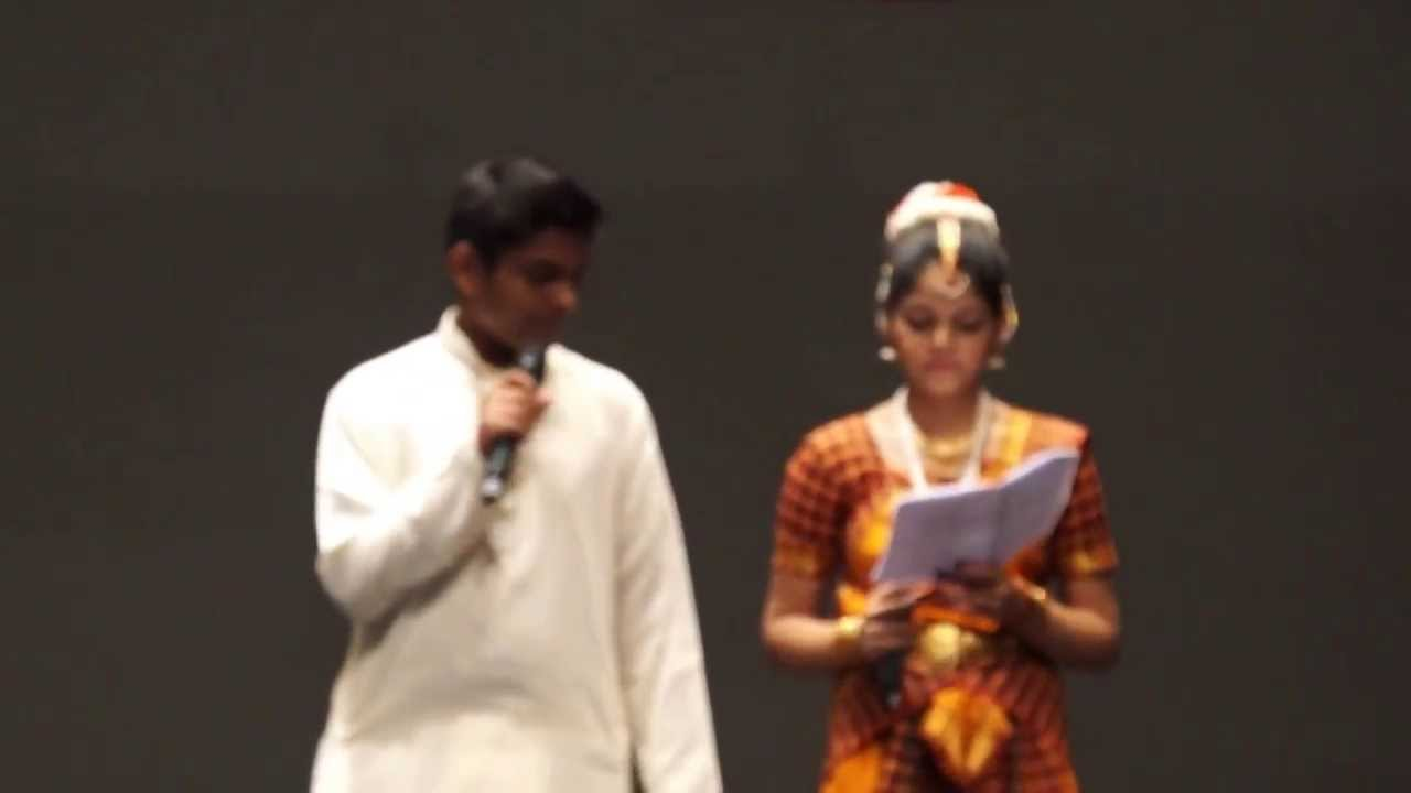 school annual day programme anchoring