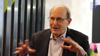 Paul Steinhardt and the New Big Bounce Cosmology