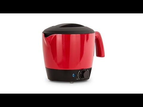 DASH Rapid Boil Electric Hot Pot