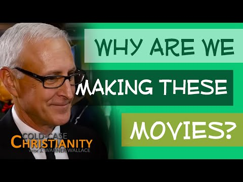 Rice Broocks Interviews J. Warner Wallace on the Red Carpet at God's Not Dead 2