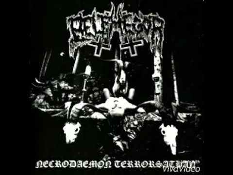 Anal Jesus/ Necrodaemon terror Satan part 2 666