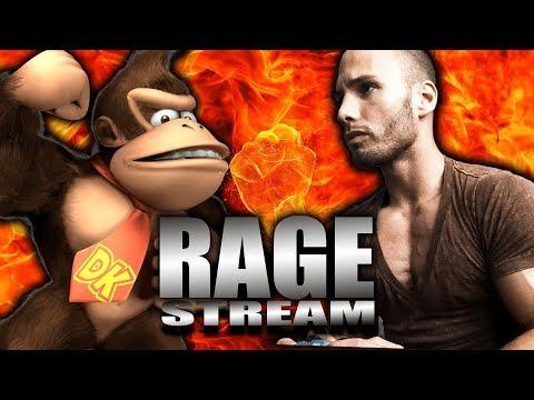 Donkey Kong Rage Stream - Flying Uwe