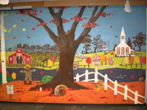 Best Bulletin Board Ideas For Thanksgiving Youtube