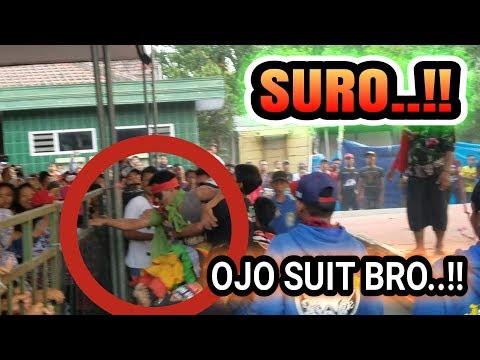 Bantengan turun panggung full suit - Legowo Putro Kayen lor