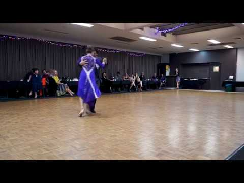 Mario y Rebecca 2017 Brisbane Performance 1