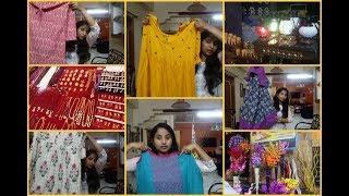 Birthday Month || Kurtis Shopping Haul || All below 500/- || Handloom & Handicrafts Exhibition