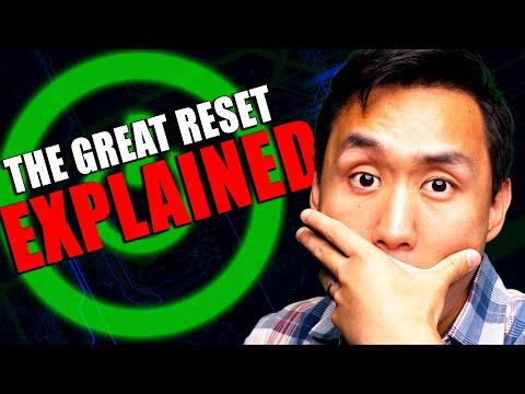 The Great Reset EXPLAINED | Investors BEWARE!