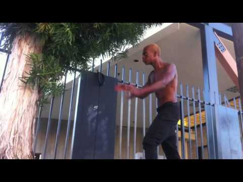 reflex ninja scene 1, a film by Nahor Solomon