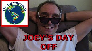 Joey's Day Off (Like Ferris Bueller's) But with Disney! (ASD Style) #FerrisBuellersDayOff