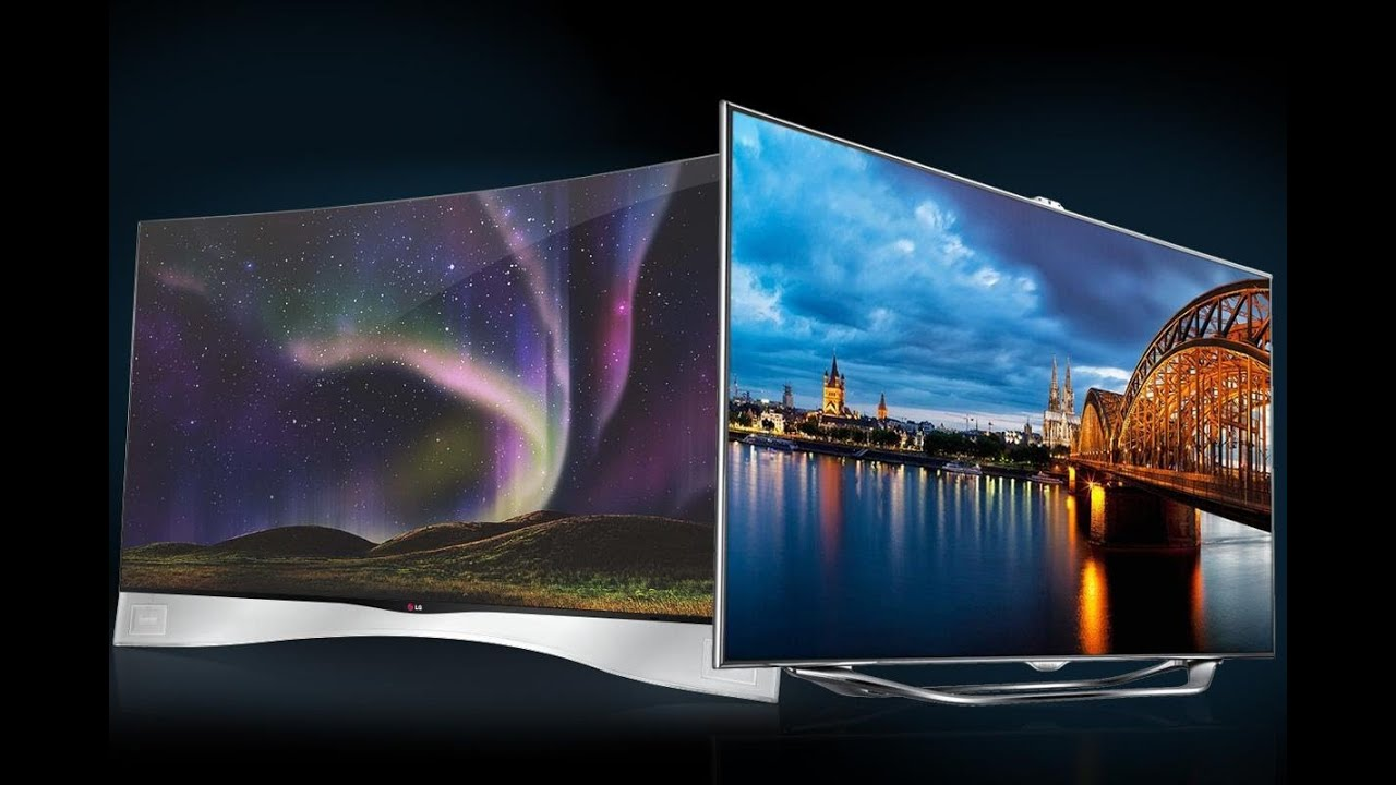 OLED vs. Plasma: Which TV Type Is Better? - YouTube
