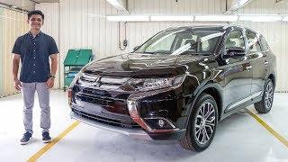 FIRST LOOK: Mitsubishi Outlander 2.0 CKD Malaysia – RM140k