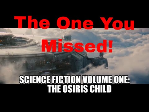 Science Fiction Volume One  The Osiris Child -  Movie Review