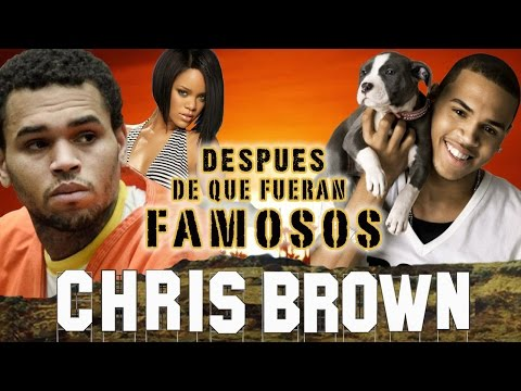 CHRIS BROW - After They Were Famous - RIHANNA