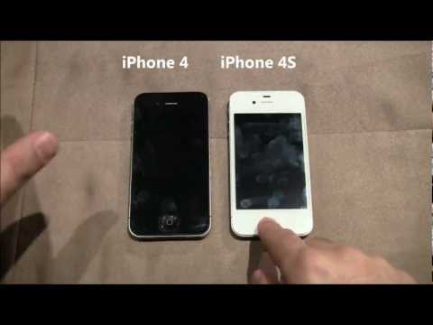 iPhone 4 vs iPhone 4S - The differences exposed!