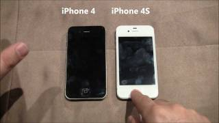 iPhone 4 vs iPhone 4S - The differences exposed