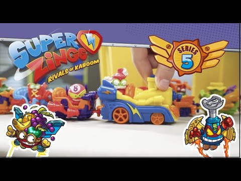 Superthings Episodes Superzings Series 5 10 S Cartoon Series For Kids Youtube