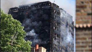 Survivors tell of Grenfell Tower block fire