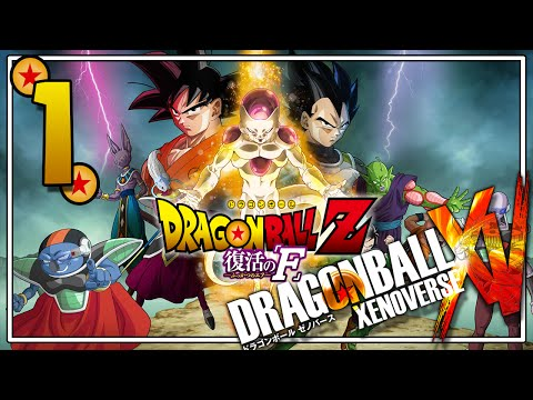 DLC RESURRECTION FREEZER 1  | DRAGON BALL XENOVERSE