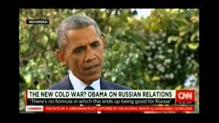 Обама!!! Obama! Срочно. О Путине и России  01.02.2015