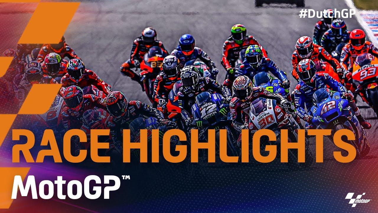 Race Highlights | 2021 #DutchGP