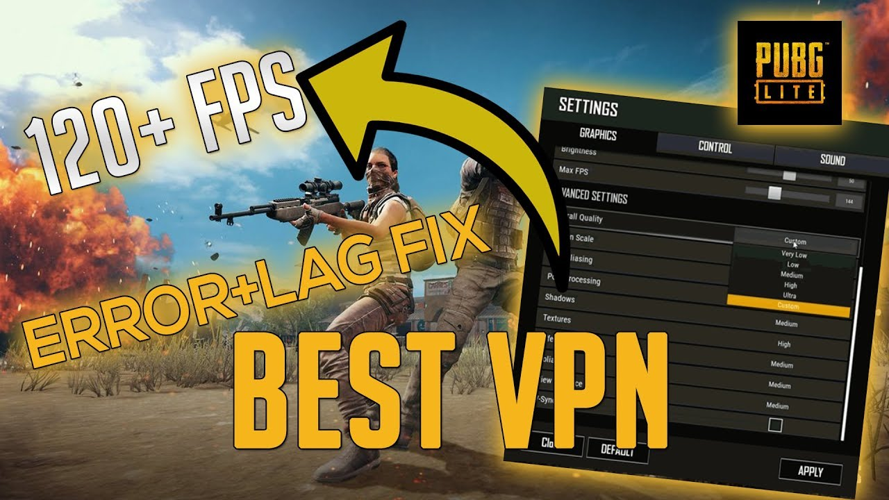 PUBG PC LITE ALL ERRORS AND LAG FIX 120+FPS LOW/MEDIUM END PCs | Latest  Update (Urdu/Hindi)