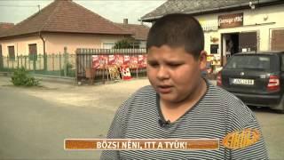 Bözsi néni, itt a tyúk! - Szaniszló a TV2-n - tv2.hu/aktiv