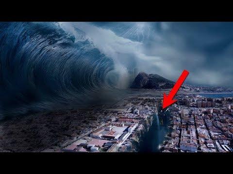 10.0 Büyüklüğünde Bir Deprem Gezegeni...