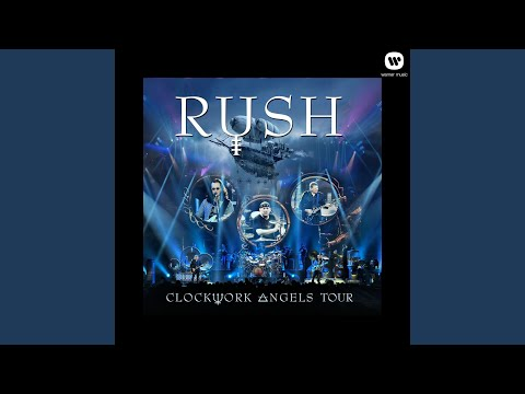 rush the wreckers with clockwork angels string ensemble live