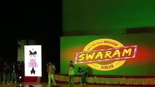 Hiphop Tamizha Adhi Live performance | Enna Nadanthalum | Kaushik krish | SWARAM'19 |Natpe Thunai