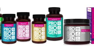 Introduction to Probiogen® Brand Probiotics and Smart Spore Technology™