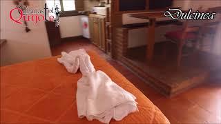 Cabaña Dulcinea  Room Tour - Cabañas del Quijote  - Pueblo Encanto - Capilla del Monte