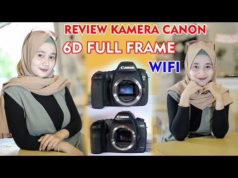 REVIEW KAMERA CANON 6D FULL FRAME MURAH Vs 5D MARK ii.