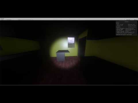 The Architect Horror (UNITY 3D) Work in progress [UPDATE #3]