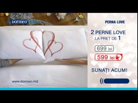 perne dormeo love Dormeo Love Pillow RO   YouTube perne dormeo love