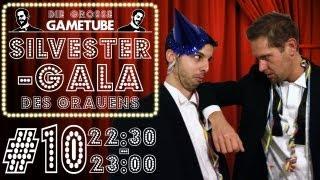 Thumbnail für Die Große GameTube-Silvestergala des Grauens - Folge #10 (22:30-23:00 Uhr)