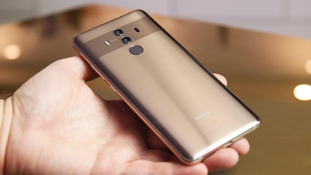 Huawei Mate 10 Pro – recenzja, Mobzilla odc. 407