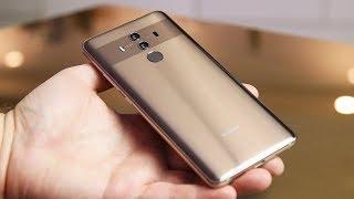 Huawei Mate 10 Pro - recenzja, Mobzilla odc. 407