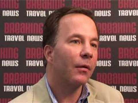 Peter Gatt, Associate Publisher, Travel Agent Magazine @ CHA 2008