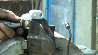 Как заменить передний тормозной цилиндр ВАЗ.(, 2014-08-18T05:19:28.000Z)