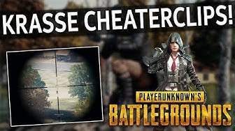 PUBG - Krasseste Cheater Clips ?! Eure Youtube Twitch Stream Highlights - Buddyclips #1 Deutsch