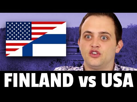 American REACTS to Finnish Lifestyle | Finland Is Amazing