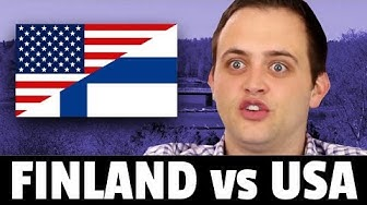 American REACTS to Finnish Lifestyle   Finland Is Amazing