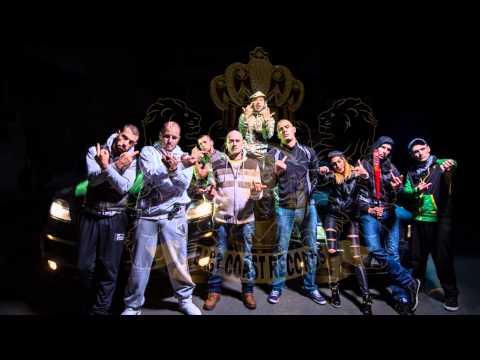 East Coast Cash Crew(ECCC) Feat RU$NAKA-Bulgaria Russia