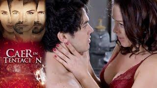 !Alina tiene a Nico en sus manos! Caer en tentacion - Televisa
