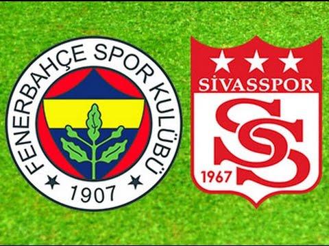 Kết quả hình ảnh cho Fenerbahce vs Sivasspor
