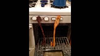 Wooden Oven Push / Pull Sticks