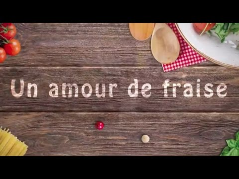 Ze Cookin' Girl - Un amour de fraise