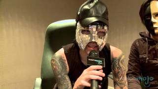 Interview with Deuce - Life after Hollywood Undead