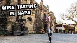 CALIFORNIA WINE COUNTRY // Napa Valley Wine Tasting