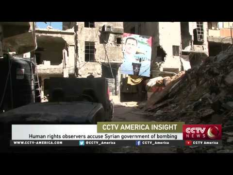 Militants take over Yarmouk refugee camp in Damascus